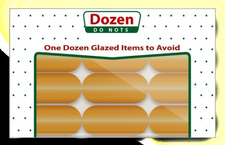 Dozen-DoNots